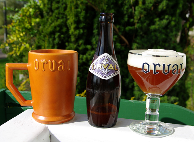 Resultado de imagen de biere orval