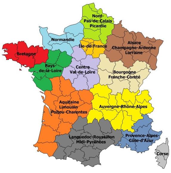 carte-des-régions